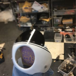 Cool Small 1/4 Motorcycle Nose Headlight Fairing for Sale in Chandler, AZ