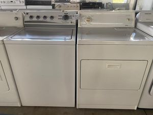 Washer and dryer kenmore for Sale in Mount Dora, FL
