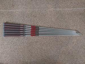KBS C-Taper 120 Stiff Steel Shafts Set 5-PW .355 for Sale for sale  Burnet, TX