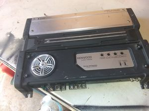 Kenwood Amp for Sale in Chula Vista, CA