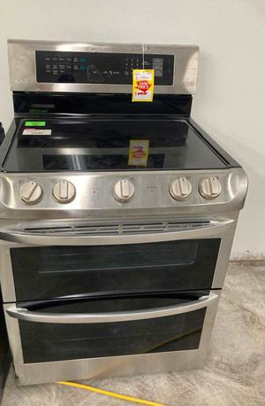 LG ⚡️ Electric ⚡️ Stove LDE4413st 7.3 cu. Ft D Z NNQ for Sale in Houston, TX