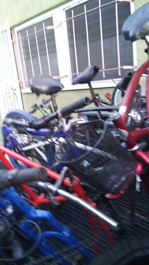 10 parts bikes for Sale in Los Angeles, CA