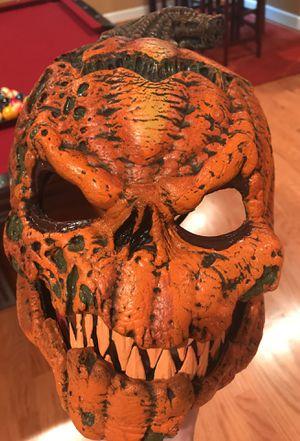 Scary Pumpkin 🎃 Halloween Mask, Costume for Sale in Reston, VA