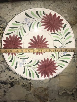 Food safe iron stone bowl. Vintage. for Sale in Columbus, OH