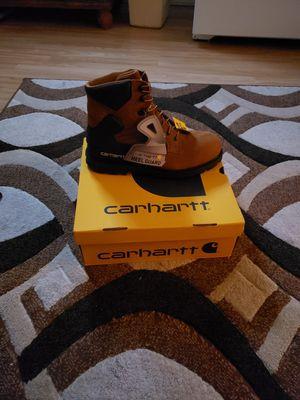 Carhartt steel toe water proof for Sale in Deer Park, TX
