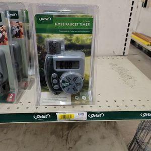 Hose Faucet Timer for Sale in San Antonio, TX