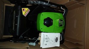 New greenworks battery cordless g max 40V 20 inch lawn mower for Sale in Silver Spring, MD