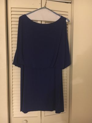 Scarlett Nite Blue Dress for Sale in North Miami Beach, FL