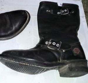 Harley Davidson Leather boots for Sale in Fresno, CA