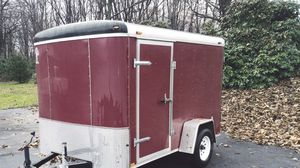 URGENT2012 Atlas Trailer Red FOR SALE for Sale in Richardson, TX
