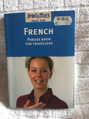 French Phrase Book for Travelers for Sale in Portland, OR