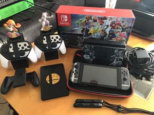 Nintendo Switch Super Smash Bros Ultimate eSports Bundle for Sale in Orlando, FL