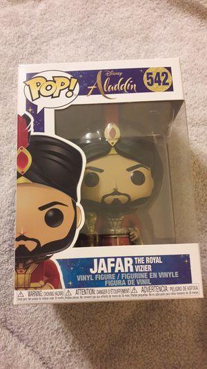 DISNEY POP Alladdin Jafar The Royal Vizier Vinyl Figure for Sale in Fort Lauderdale, FL