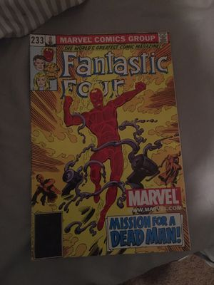 Fantastic Four#233 for Sale in Peoria, AZ
