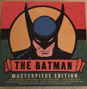 The Batman Masterpiece Edition for Sale in Streamwood, IL