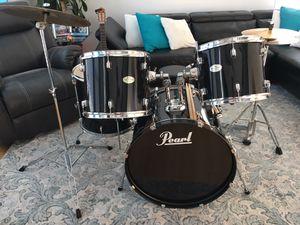 Drums Set pearl for Sale in Salt Lake City, UT