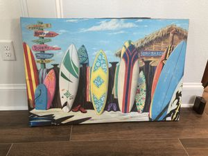 Surf Board Painting for Sale in Tampa, FL