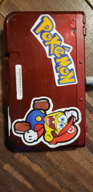 Nintendo 3ds Xl with over 15 games, case, and charger for Sale in Fort Lauderdale, FL
