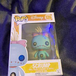 Funko Pop! Disney Lilo And Stitch Scrump Figure #126 for Sale in Trenton, NJ