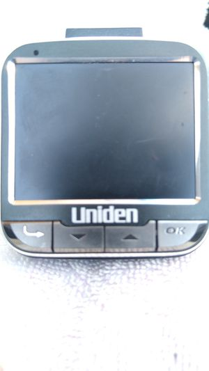 Uniden dash cam like new! for Sale in Phoenix, AZ