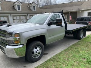Chevrolet Silverado 3500 Flatbed for Sale in Cartersville, GA