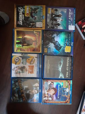 Movies and games for Sale in Gilroy, CA