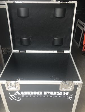 Road case for cables 140$ for Sale in South Gate, CA