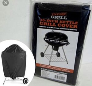 Grill COVER 30 - inch Kettle Grill Cover (BBQ/Grill) Brand New for Sale in Orlando, FL