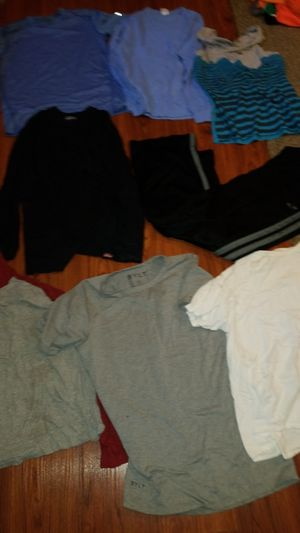 Men's clothes size large and medium all for $5 for Sale in Covington, WA