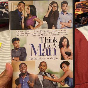 Think Like A Man DVD for Sale in Appomattox, VA