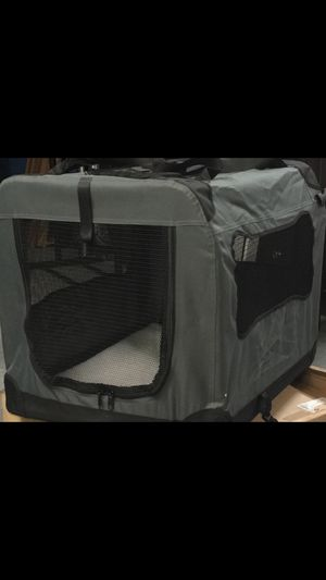 Folding dog/pet crate-BRAND NEW $50 for Sale in Las Vegas, NV