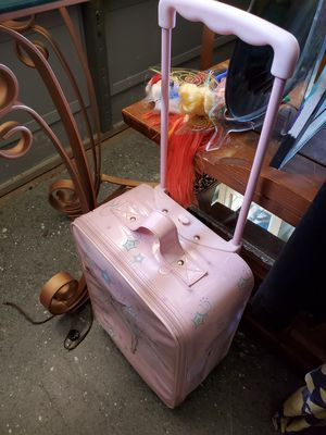 Tinkerbell rolling luggage for Sale in Spring Hill, FL
