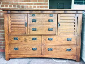 China Cabinet (Oak Wood) for Sale in Scottsdale, AZ