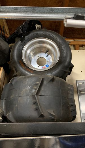 Quad sand tires for Sale in Fontana, CA