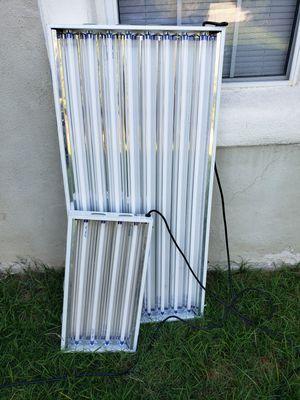 Sun Blaze (HO) T5 Grow Lights (4ft/8row & 2ft/4row) for Sale in Phoenix, AZ