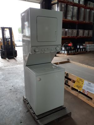 Washer and dryer machine GE for Sale in Palm Springs, FL