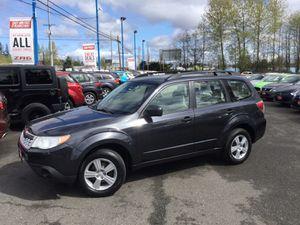 2011 Subaru Forester for Sale in Everett, WA