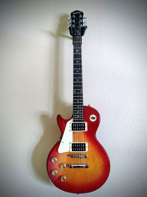 Left handed Epiphone Les Paul 100 for Sale in Pierre, SD