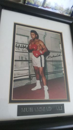 Autographed Photo for Sale in Washington, DC
