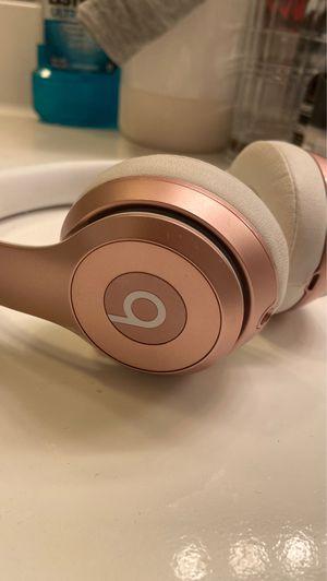 Rose Gold, Wireless Beats Headphones for Sale in Huntington Beach, CA