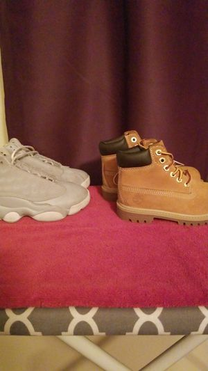 11Y, Jordan's and Timberlands for Sale in Cypress Gardens, FL
