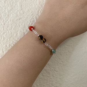 925 Sterling Silver Bracelet With Natural Stone for Sale in Whittier, CA