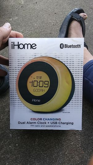 I home Bluetooth speaker for Sale in Richardson, TX