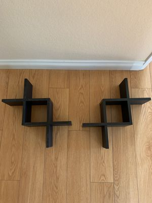 Black wall shelves for Sale in Chino Hills, CA