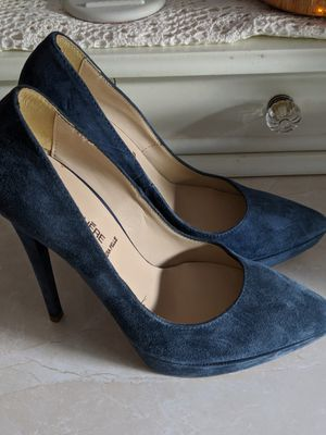 Blue High Heels Size 8 New for Sale in Gaithersburg, MD