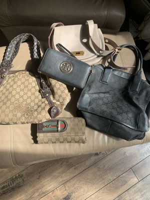 Authentic Gucci and designer bags for Sale in Fort Lauderdale, FL