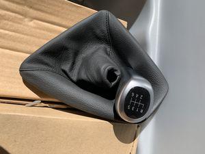 BMW e9x 6spd shift knob and boot for Sale in Carson, CA