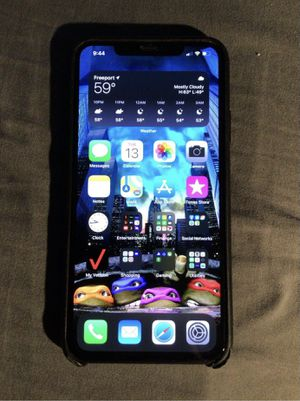 iPhone 11 Pro Max - 256GB - Space Gray Verizon (Unlocked). With Accessories. for Sale in Dunning, NE