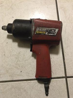 Half-inch impact wrench for Sale in Miami, FL