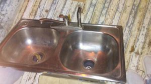 Stainless steel sink for Sale in Abilene, TX